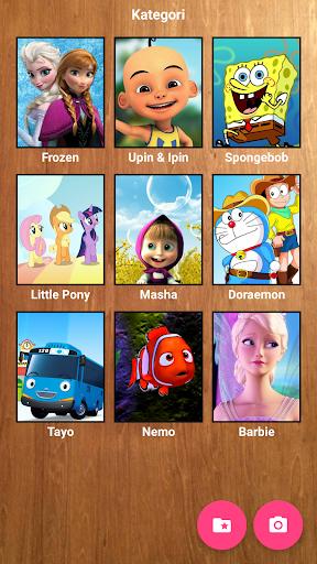 Puzzle Gambar Untuk Anak  screenshots 3