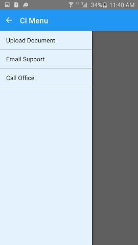android CiVa Screenshot 1