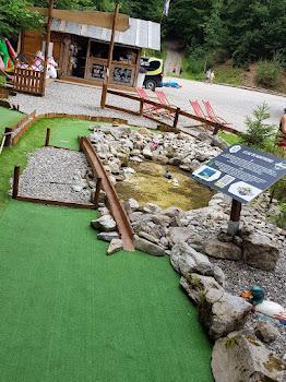 Parc Activity : Mini golf, biathlon laser, bubble foot