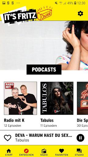 Radio Fritz  screenshots 2