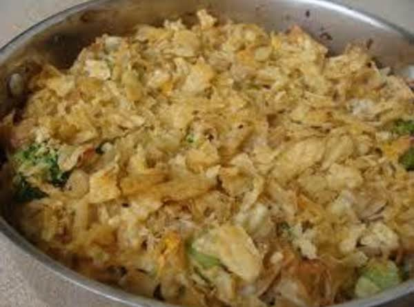 Tuna-broccoli Casserole Recipe