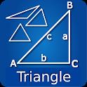 Triangle and Right Angle Calc icon