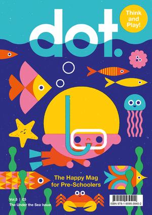 DOT - magazine )- Blog illustration jeunesse - Illustre Albert ) Bookletter