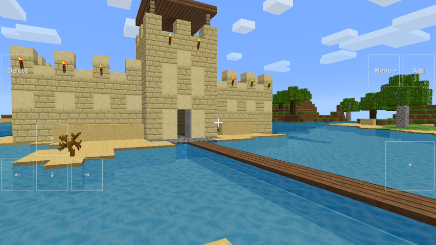 android Build Your World Lite Screenshot 1