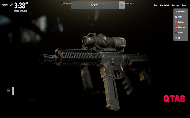 Escape From Tarkov New Tab Wallpapers