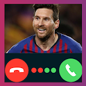 Messi Video Call Fake Prank icon