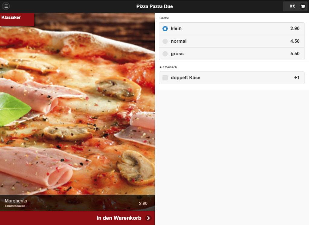 Pizza Pazza Due Leverkusen- screenshot