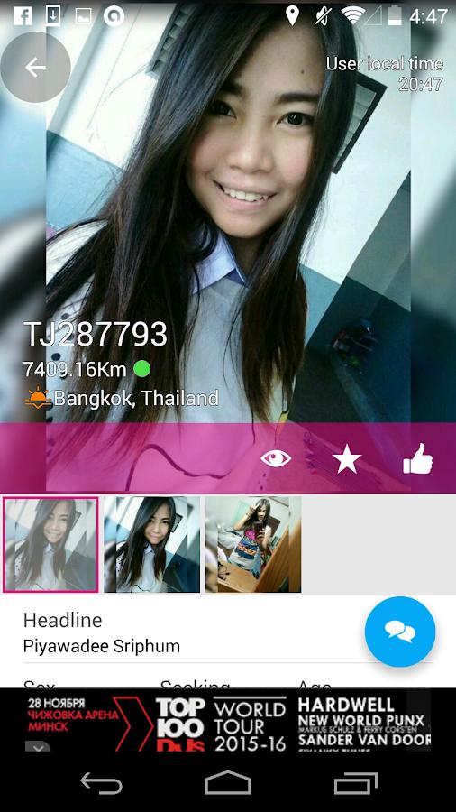 Best thai dating app