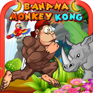 Bananas Monkey Kong for Android