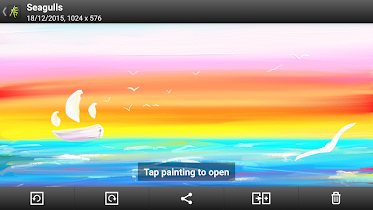 ArtRage Oil Painter Free - screenshot thumbnail 02