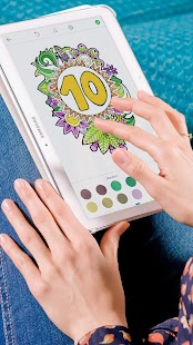 Numbers Coloring Pages- screenshot thumbnail