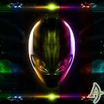Aliens Animated Live Wallpaper Icon