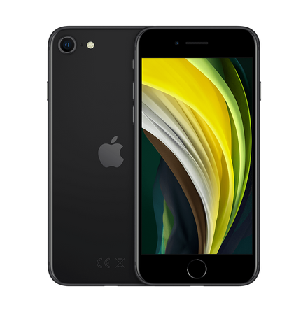 Apple iPhone SE 128GB Black (gen 2)
