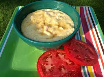 Sweet & Savory Summer Grits