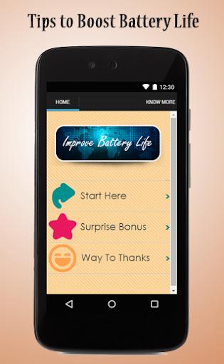 Improve Battery Life Tips