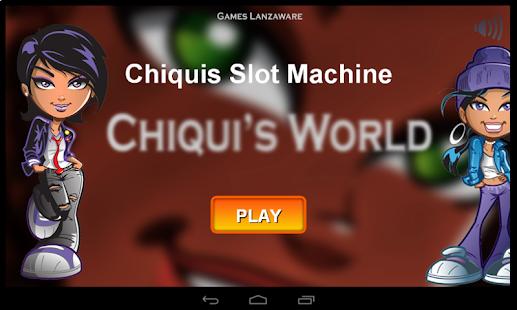 Chiqui's Slot Machine - náhled