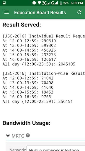 Education Board Results  screenshots 7