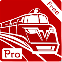 Indian Railway Time Table PRO icon
