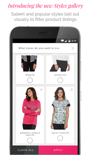 Zivame - Shop Lingerie, Activewear, Apparel Online 3.1.1 screenshots 6