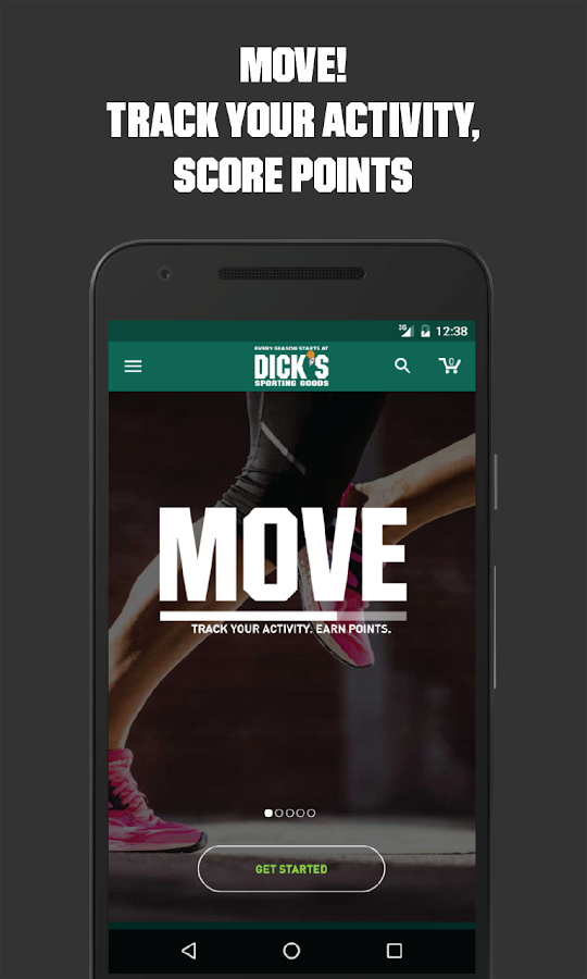 DICK'S Sporting Goods Mobile- screenshot