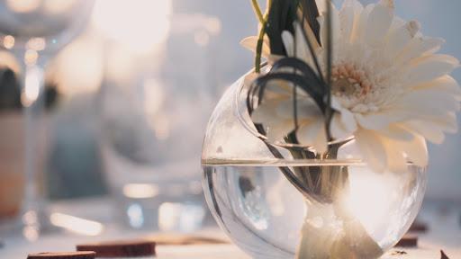 Labtec Prod | Vidéaste Mariage | Déco de table château de caseneuve