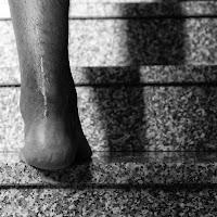 Ritornare a salire le scale di