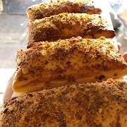 hotpocket — italian roast veg + feta
