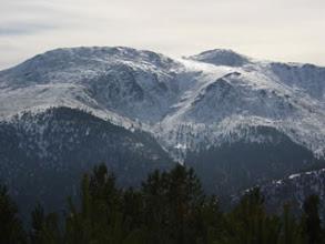 Photo: Cabecera de torrente de montaña en Cuerda Larga. Sierra de Guadarrama (Madrid)