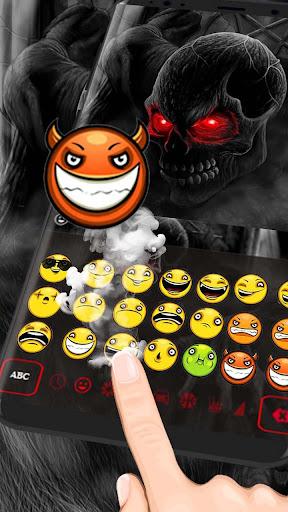 Skeleton King Keyboard 10001005 screenshots 4