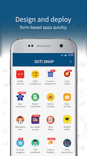 SOTI Snap 1.9.1 Build67 screenshots 1