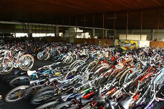 Photo: Warehouse full
