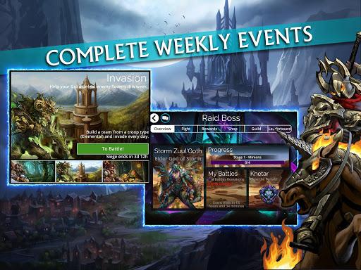 Gems of War - Match 3 RPG 4.9.0 screenshots 10