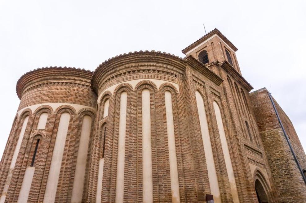 Iglesia de San Salvador de los Caballeros.