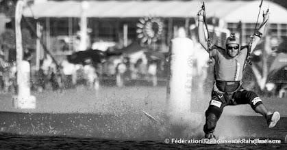 Photo: Guillaume Bernier en Precision - Pilotage sous Voile, 4ème DIPC 2013