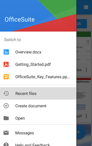 OfficeSuite Pro + PDF screenshot 7