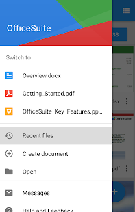 OfficeSuite Pro + PDF- screenshot thumbnail