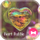 Heart Bubble +HOME Theme v 1.0.0