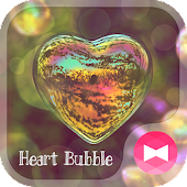 Heart Bubble +HOME Theme