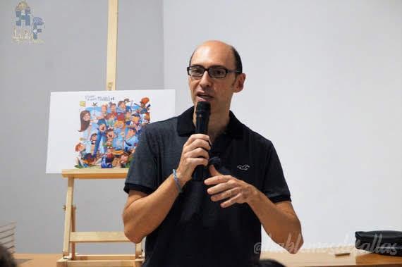 Falla infantil 2020 de San Vicente - Periodista Azzati