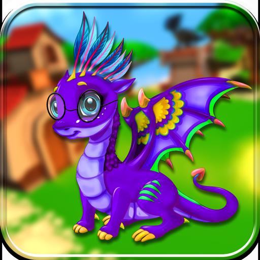 Magic Dragon Race - Classic Legends Racing Mania