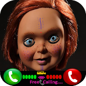 FAKE CALL FROM VEDIO CHUCKY DOLL