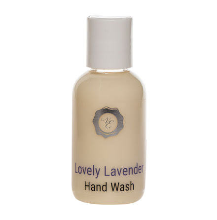 Hand wash lovely lavender (Travel size)