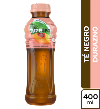 Té FUZE TEA Negro Sabor