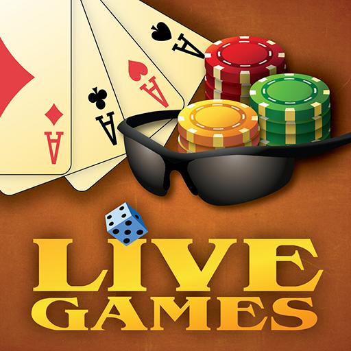 Poker LiveGames - free online Texas Holdem poker