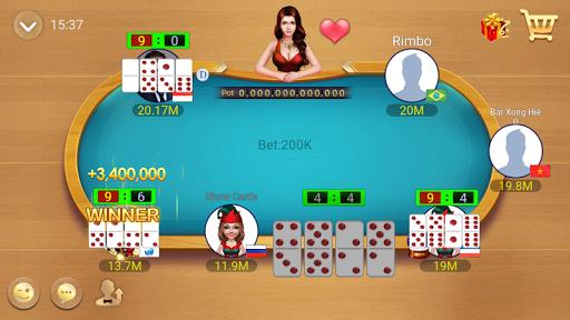 Domino QQ/99 Poker QiuQiu KiuKiu Sibo Slot Hilo 1.7.9 screenshots 24