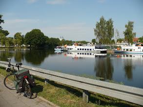 Photo: Port w Augustowie