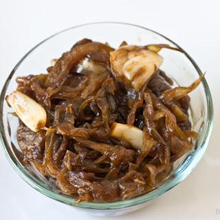 Garlic Onion Jam Recipes.