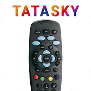 Remote Control For TATA Sky Set Top Box
