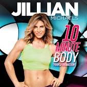 Jillian Michaels: 10 Minute Total Body Transformation