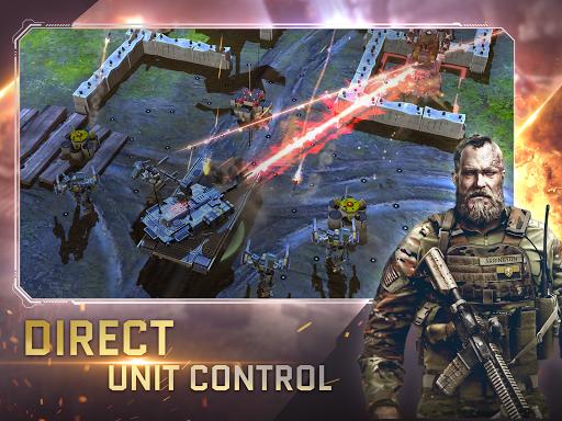 War Commander: Rogue Assault screenshots 9
